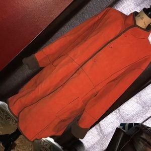 Susan Graver reversible fleece jacket